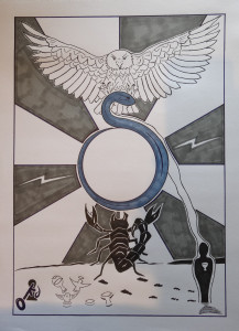 scorpion-serpent-eagle